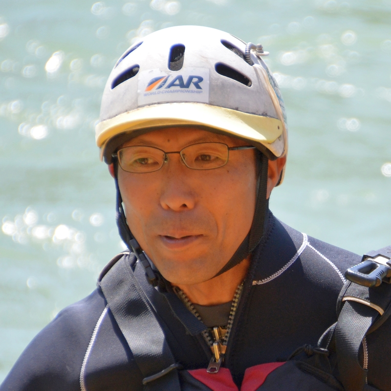 アドベンチャーレース日本代表 現キャプテン 通称あばれ馬。<br>世界中の過酷なレースを転戦した経験を持つ怪物